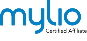 Mylio Web Certified Affiliate Badge