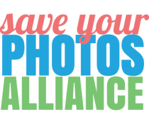 Save Your Photos Alliance logo