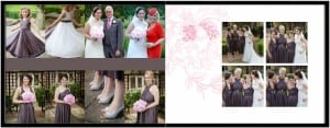 Wedding compendium book by Photorganised 2