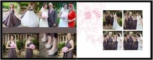 Wedding compendium book by Photorganised 2